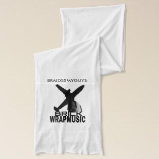 BRAIDSS Brick Wrap Music My Guys Scarf