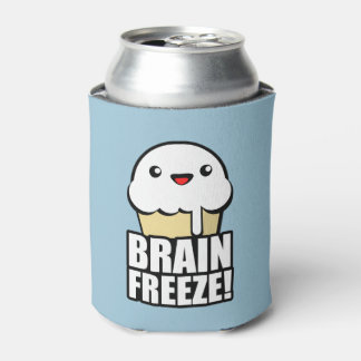 Brain Freeze Can Cooler