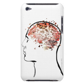 Brain Shattering iPod Touch Case-Mate Case