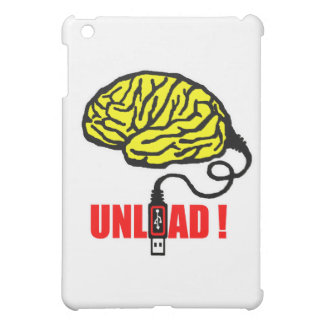 Brain to unload iPad mini case