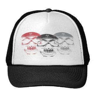 braincase trucker mesh hat