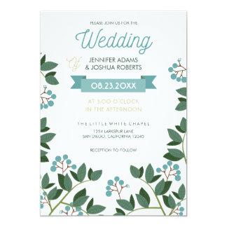 Brambleberry wedding card