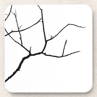 Branches by Leslie Peppers Beverage Coasters