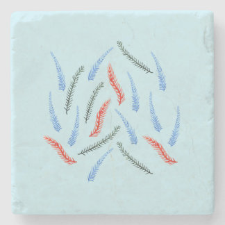 Branches Marble Stone Coaster