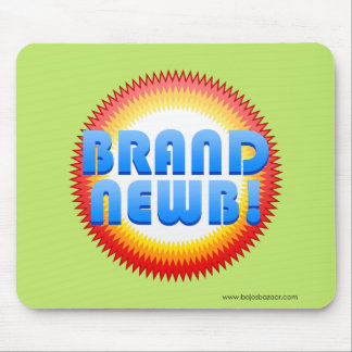 Brand Newb (Starburst) Mouse Pad