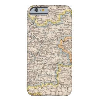 Brandenburg, Posen Atlas Map Barely There iPhone 6 Case