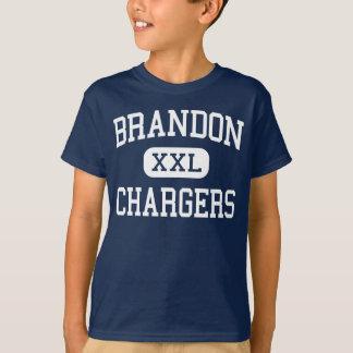 Brandon Chargers Middle Virginia Beach T-Shirt