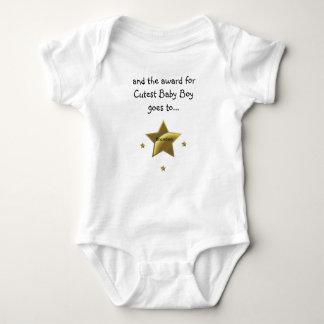 Brandon:Cutest Baby Boy Baby Bodysuit