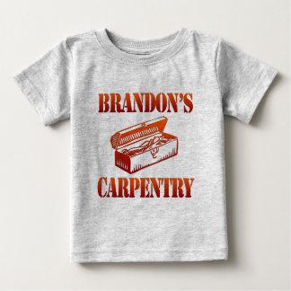 Brandon's Carpentry Baby T-Shirt