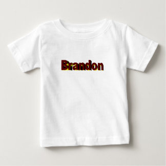 Brandon's clothing baby T-Shirt
