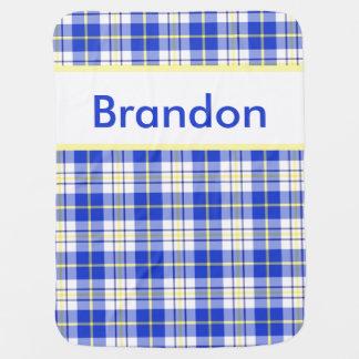 Brandon's Personalized Blanket