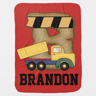 Brandon's Personalized Gifts Baby Blanket