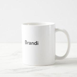 Brandy plain mug