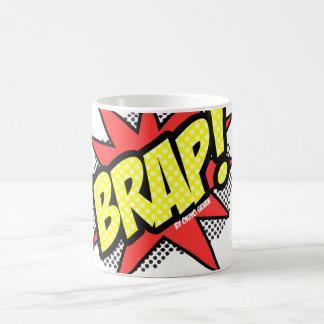 Brap is the New Bang Basic White Mug