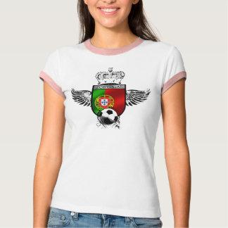 Brasão da Bandeira Portuguesa - Estilo retro T-Shirt