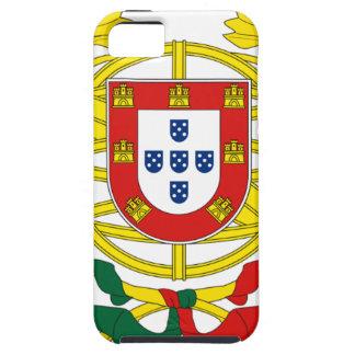 Brasão de Armas (Coat of Arms) de Portugal iPhone 5 Cover