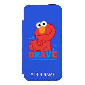 Brave Elmo   Add Your Name Incipio Watson™ iPhone 5 Wallet Case