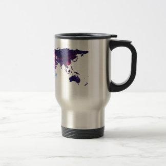 Brave New World Map Travel Mug