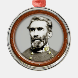 Braxton Bragg Christmas Ornament