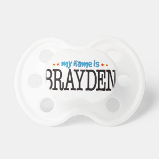 Brayden Name Dummy