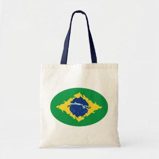 Brazil Gnarly Flag Bag