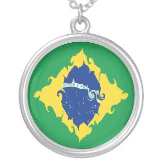Brazil Gnarly Flag Jewelry