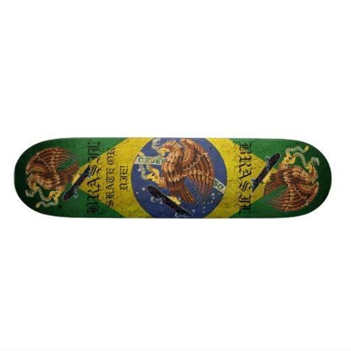 BRAZIL SKATE OR DIE! SKATEBOARDS