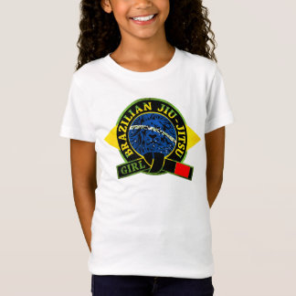 Brazilian Jiu-Jitsu Girl T-Shirt