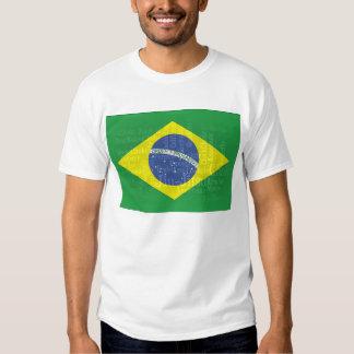 Brazilian Jiu-Jitsu Technique Flag Tee