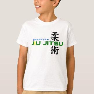 Brazilian Jiu Jitsu with Japanese Characters Shirt