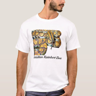 Brazilian Rainbow Boa Basic T-Shirt