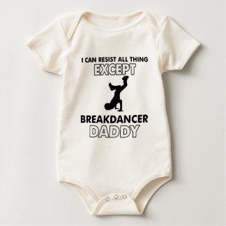 Breakdance Dance design Baby Bodysuit