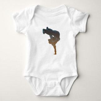 Breakdancer Baby Bodysuit