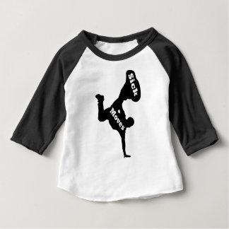 breakdancer baby T-Shirt