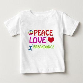 Breakdanind designs baby T-Shirt