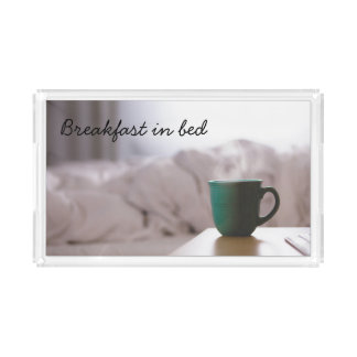 Breakfast in bed Vanity Tray