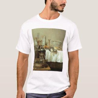 Breakfast Still Life, 1638 T-Shirt