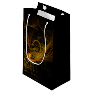 Breaking Point Abstract Art Small Gift Bag
