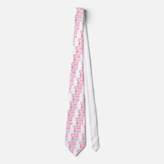 breast cancer awareness  for wife tie