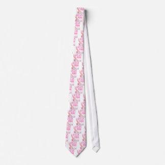 breast cancer awareness niece tie