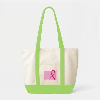 Breast Cancer Awareness Tote Impulse Tote Bag
