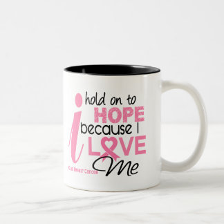 Breast Cancer Hope for ME Coffee Mugs