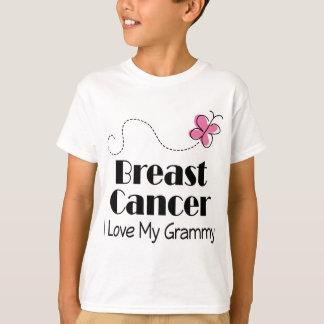 Breast Cancer I Love My Grammy T-Shirt