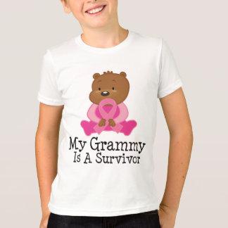 Breast Cancer Survivor Grammy T-Shirt