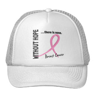 Breast Cancer Without Hope 1 Mesh Hat
