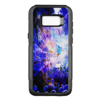 Breathe Again Yule Night Dreams OtterBox Commuter Samsung Galaxy S8+ Case