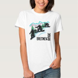 Breckenridge boarders tee