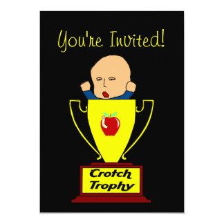 Breeder Award 13 Cm X 18 Cm Invitation Card