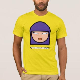 BRENDA BANKS - LOGO (MEN'S; T-SHIRT; WHITE TEXT) T-Shirt