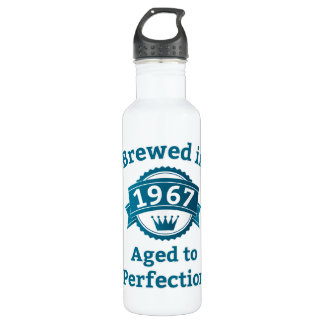 Brewed in 1967 Aged to Perfection 710 Ml Water Bottle